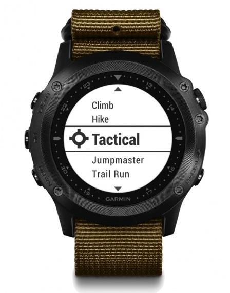 Garmin Tactix Bravo - Verde Militar