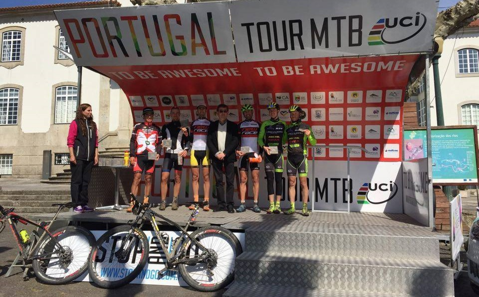 PORTUGAL Tour MTB 2016 stage 3