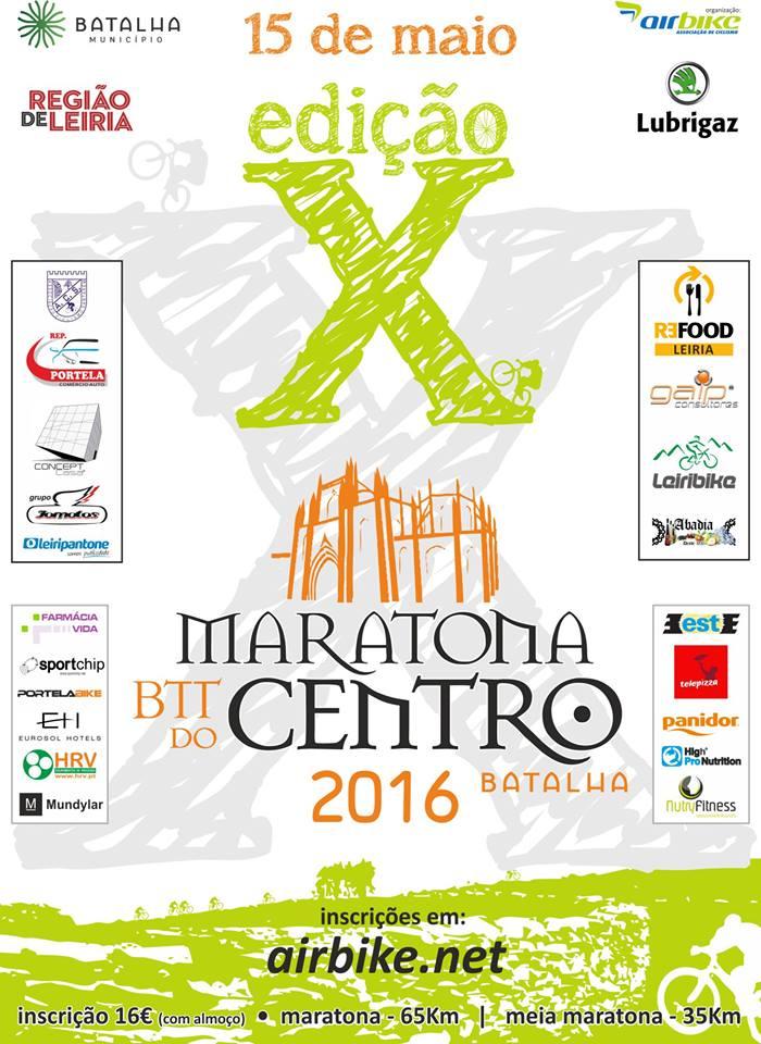 X Maratona do Centro 2016