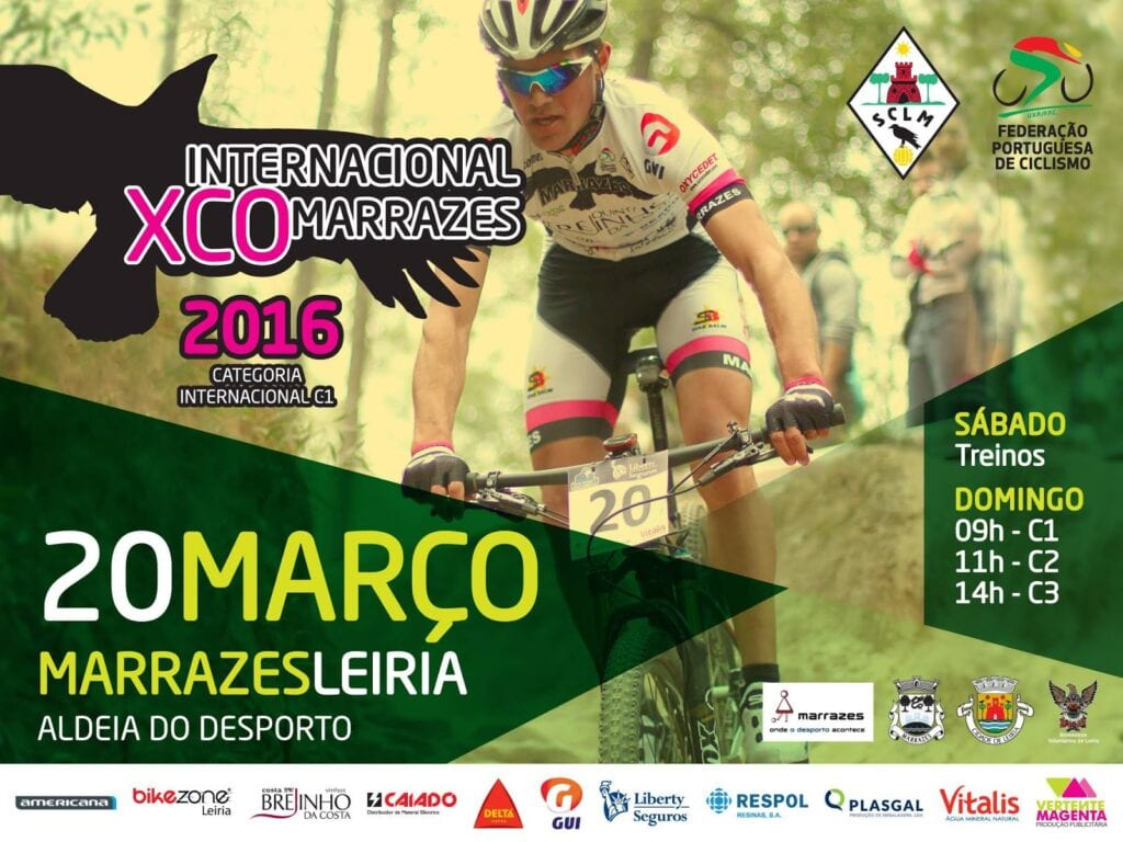 XCO Internacional de Marrazes