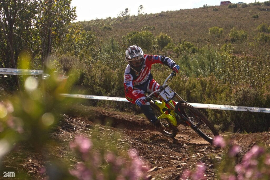 2ª etapa da Taça Cyclin'Portugal DHI Emanuel Pombo