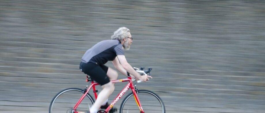 Andar de bicicleta melhora a longevidade