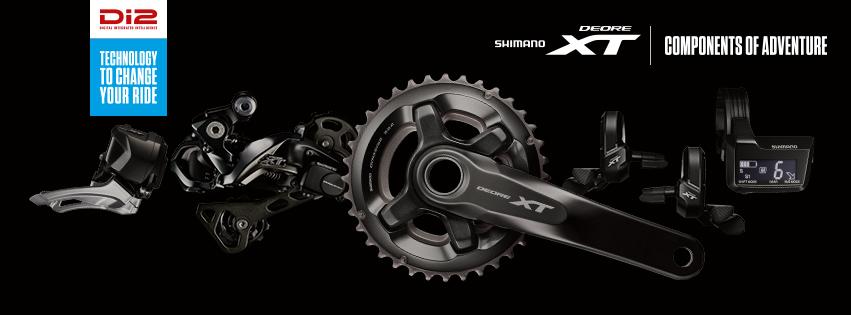 Shimano Deore XT M8050
