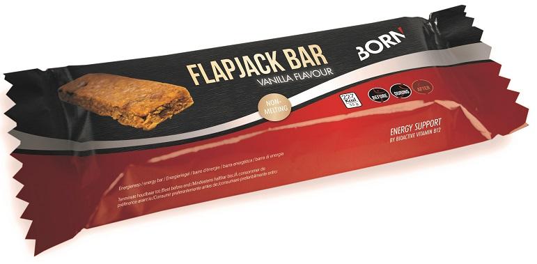Flapjack Bar Vanilla Flavour