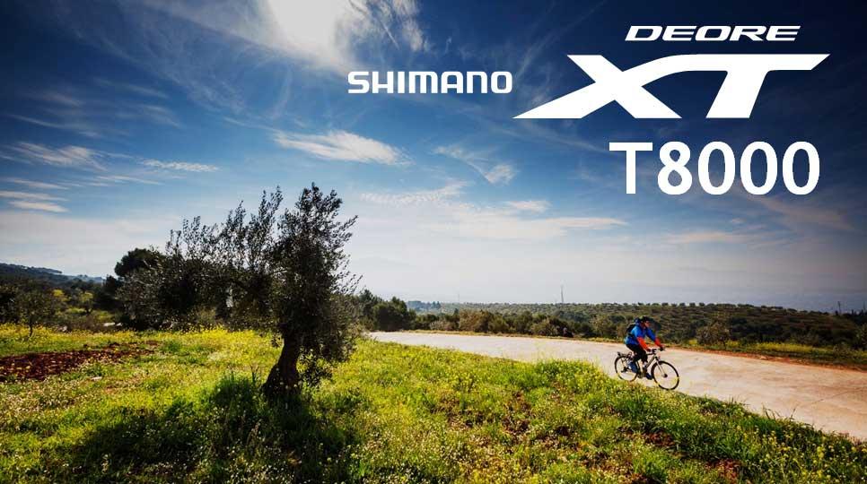 Shimano Deore XT MTB