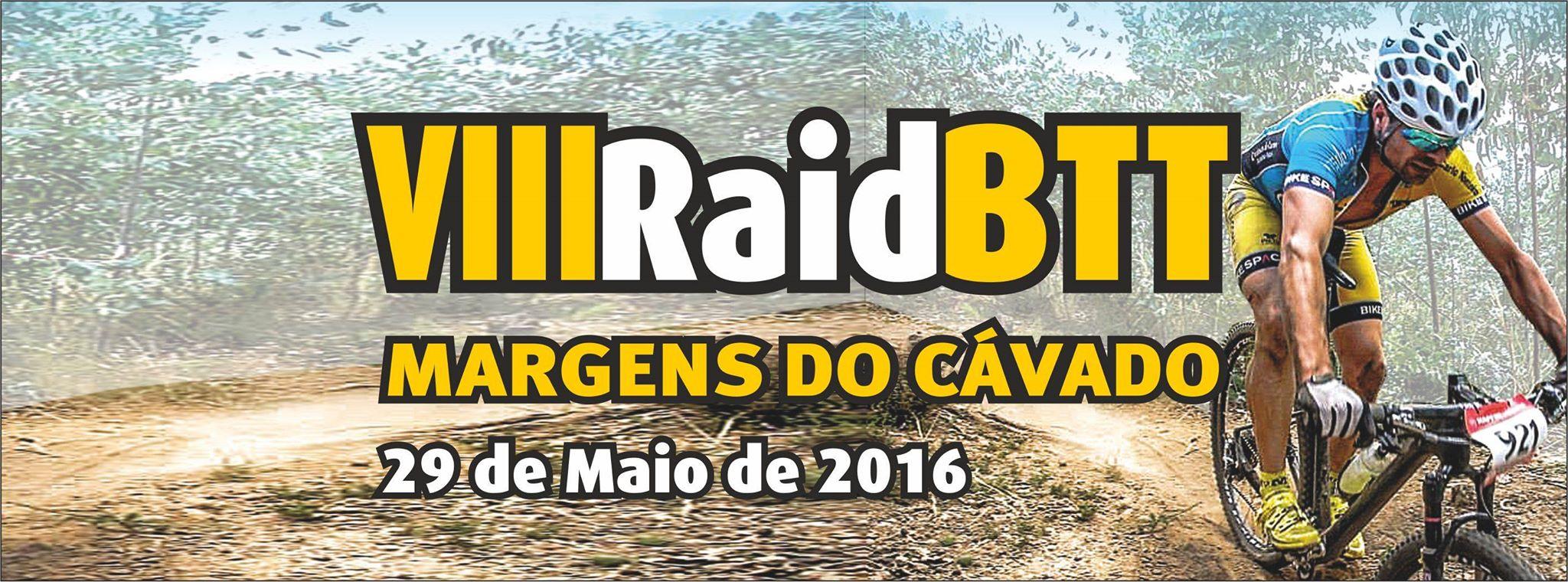 VIII Raid BTT Margens do Cávado 2016