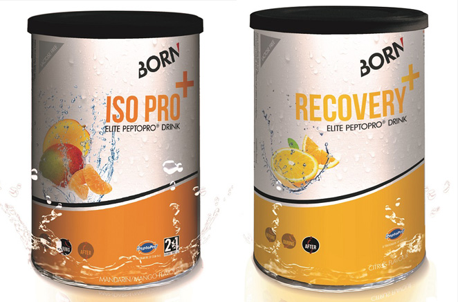 Born ISO PRO + and RECOVERY +