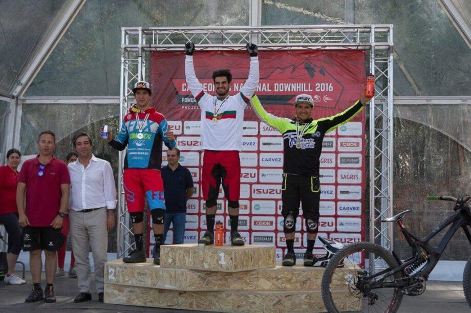 Campeonato Nacional de downhill 2016