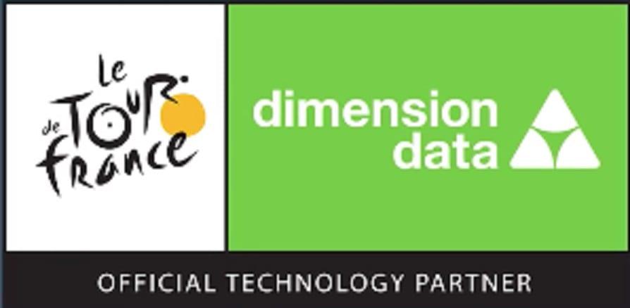 Dimension Data Tour de France devices