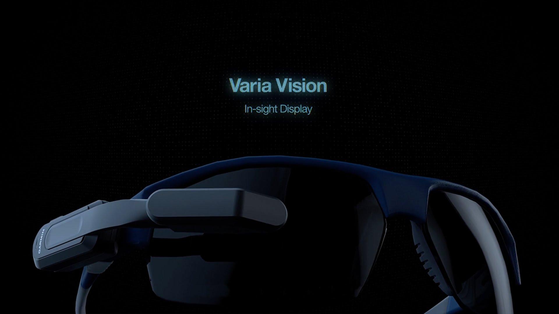 Garmin Varia Vision 1