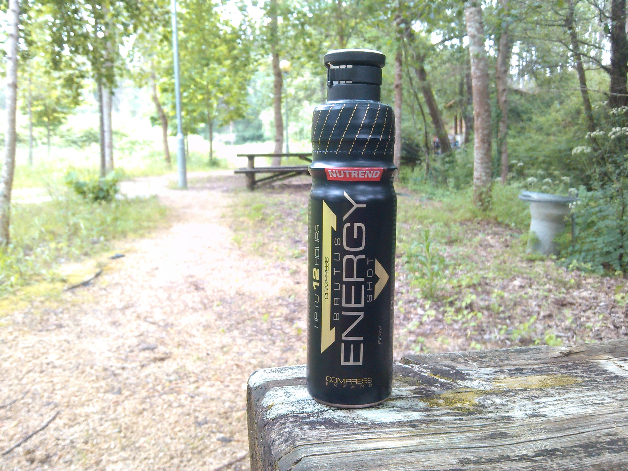 Nutrend Compress Brutus Energy Shot (2)