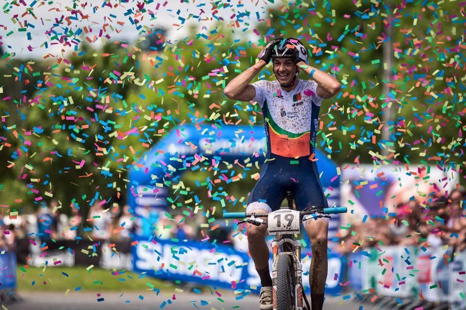 Tiago Ferreira campeão do Mundo de XCM 1