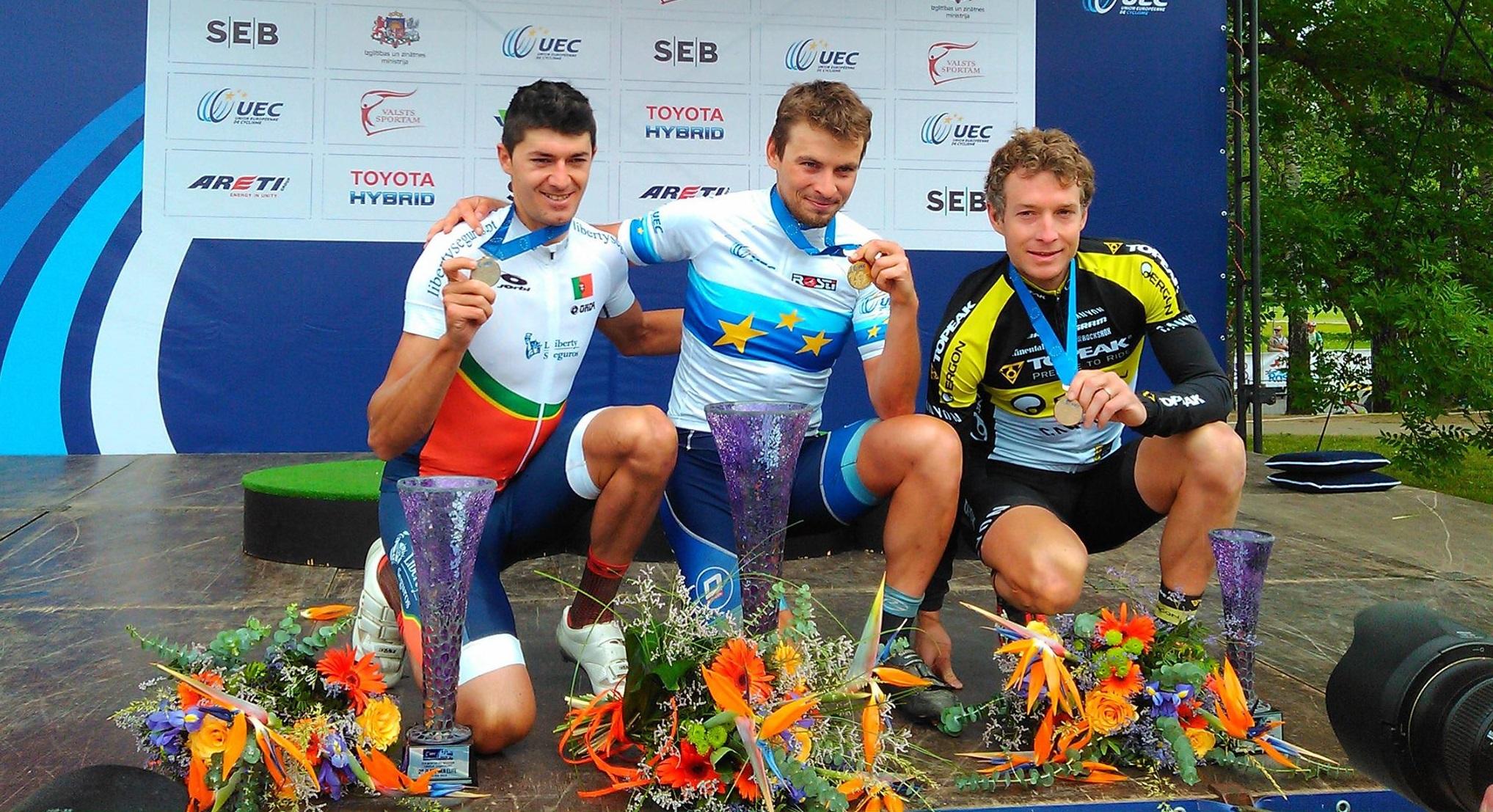 Tiago Ferreira vice-campeão europeu de maratonas