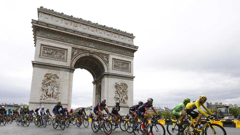 Volta a França tera camaras termicas para detetar motores