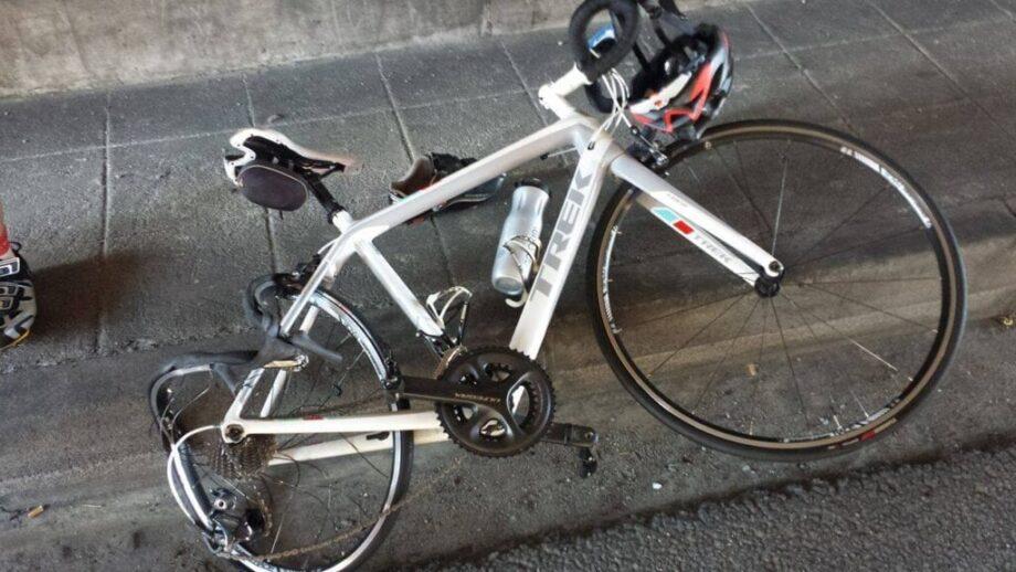 Ciclista morre atropelado em Braga (1)