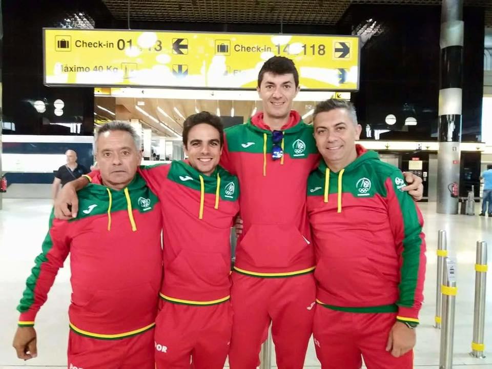 Seleção de Portuguesa de  XCO Jogos Olímpicos