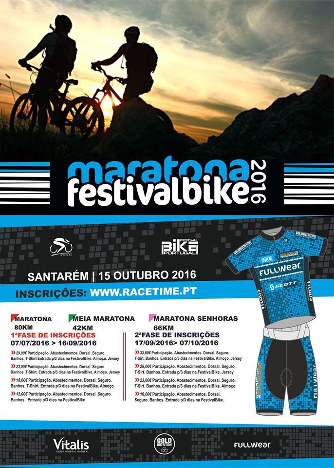 12ª Maratona BTT Festival Bike 2016