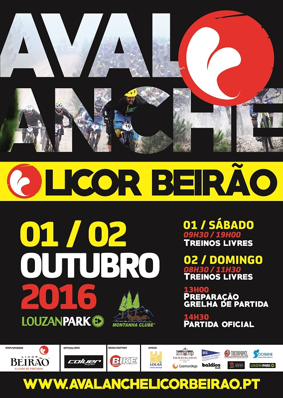 Avalanche Licor Beirão 2016
