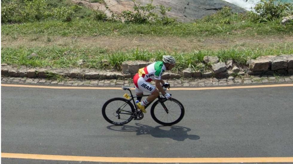 Bahman Golbarnezhad Rio 2016
