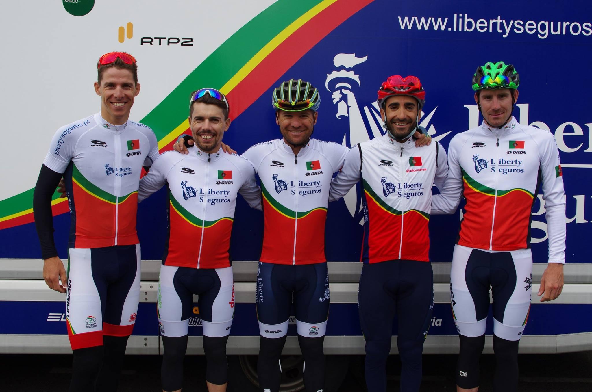 Campeonato da Europa de Estrada Portugal