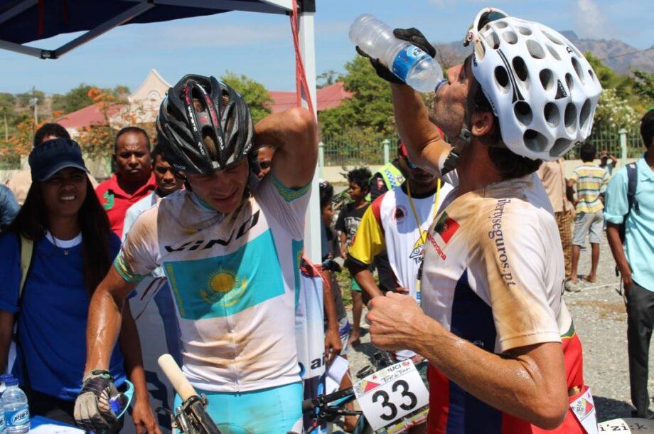 David Vaz Tour de Timor