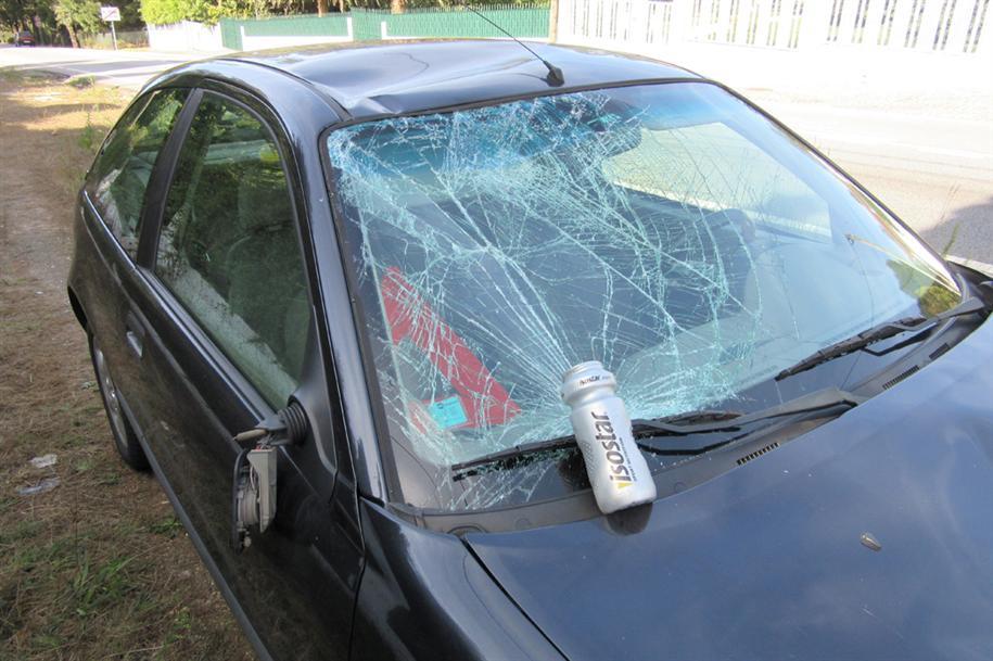 Dois ciclistas atropelados em Vila Nova de Famalicão