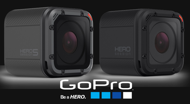 GoPro Hero 5 Sessions