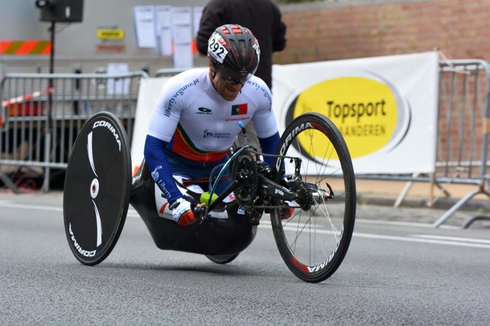 Luís Costa estreia-se nos Jogos Paralímpicos 2