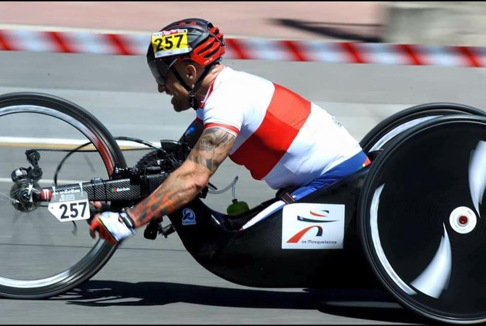 Luís Costa estreia-se nos Jogos Paralímpicos 2016