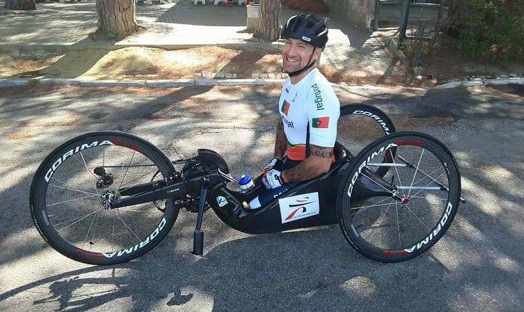 Luís Costa estreia-se nos Jogos Paralímpicos