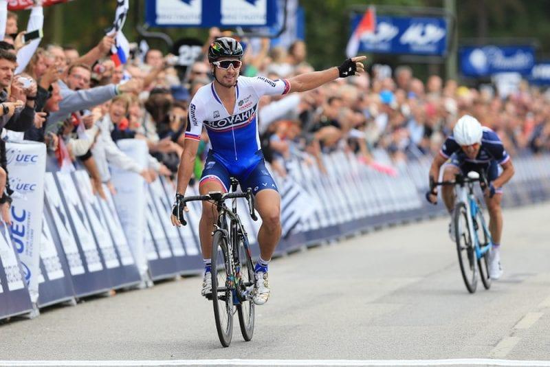 Peter Sagan Campeão europeu