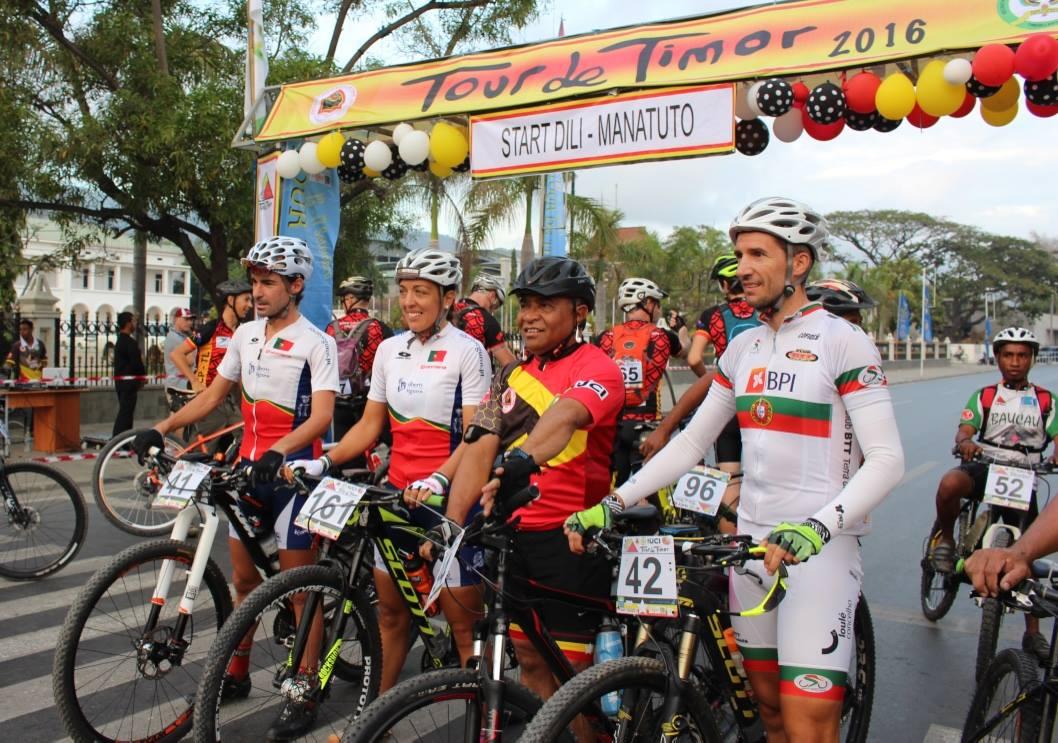 Portugal Tour de Timor