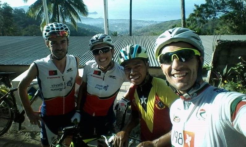 Portugal Tour de Timor mtb