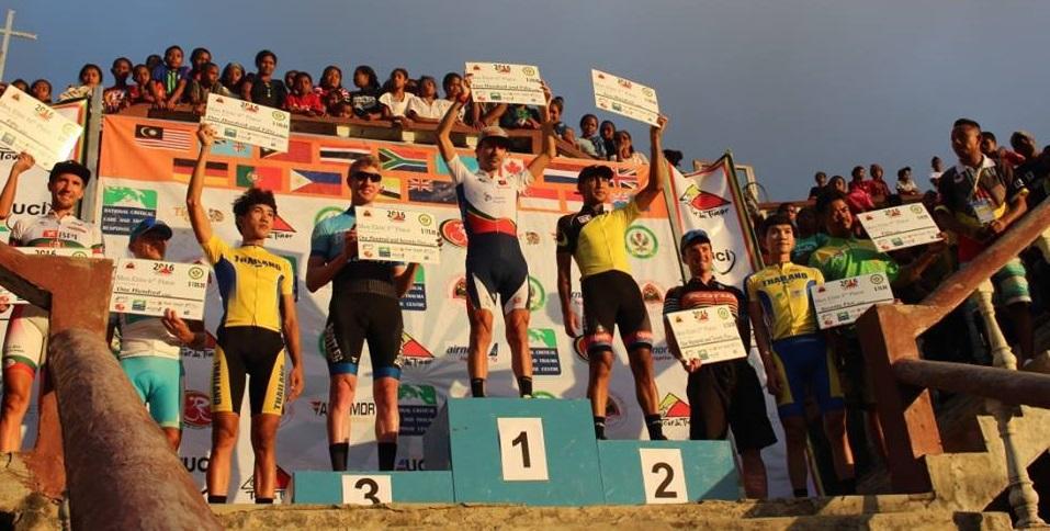 Portuguese venceram a 2ª Eatpa do Tour de Timor (2)