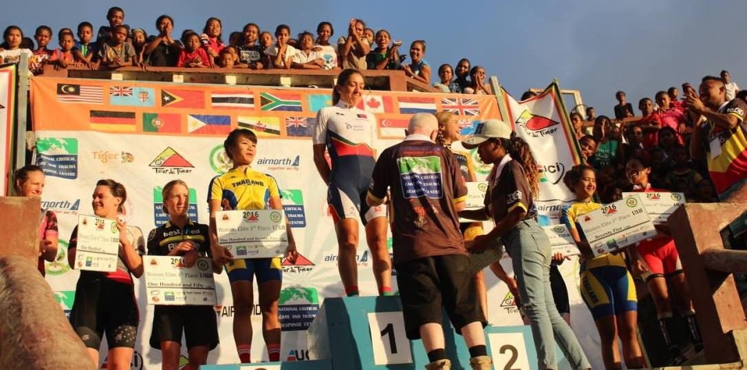 Portuguese venceram a 2ª Eatpa do Tour de Timor (4)