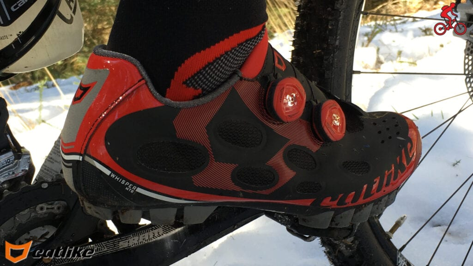 Sapatos Catlike Whisper MTB 2016 (5)