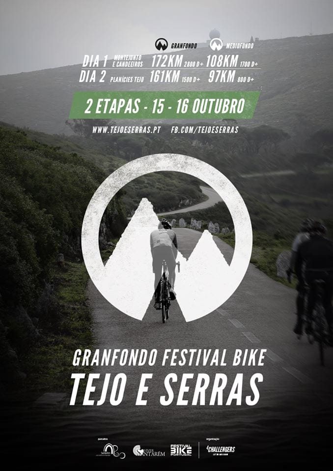 Tejo e Serras Granfondo Festival Bike