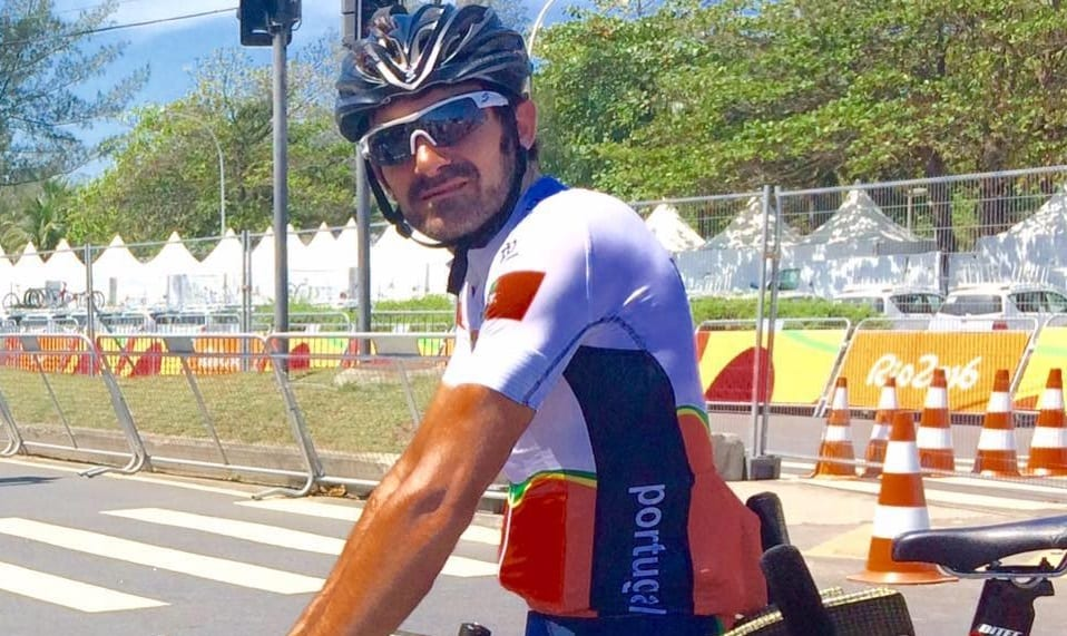Telmo Pinão sexto nos Jogos Paralímpicos