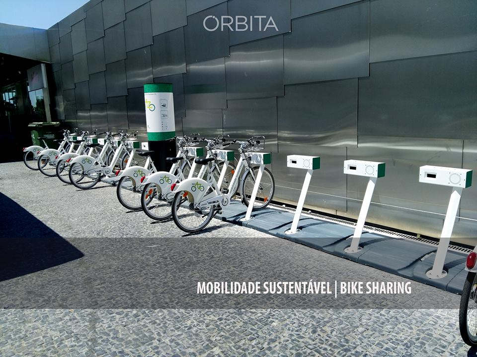 Bike Sharing orbita