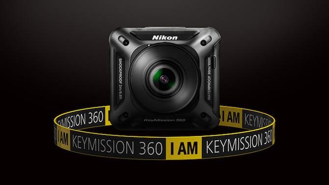 nikon KeyMission 360 4k