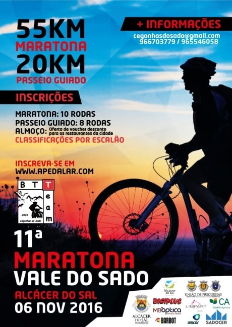 Maratona Vale do Sado