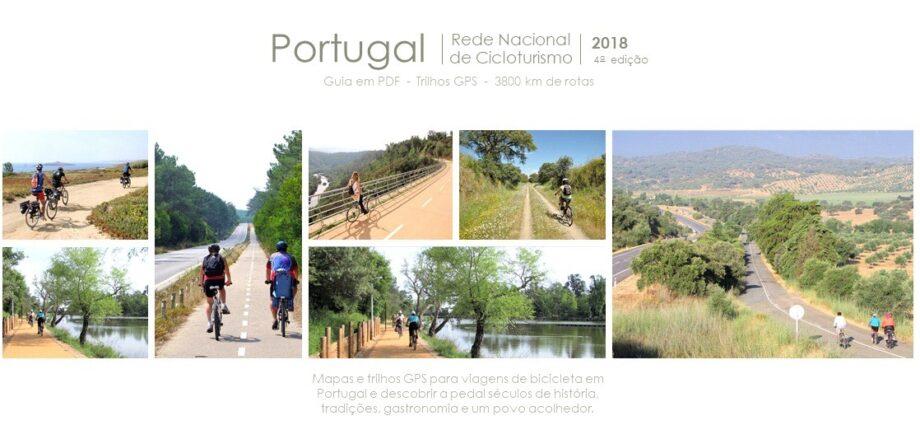 Road Book 2018 da Rede Nacional de Cicloturismo