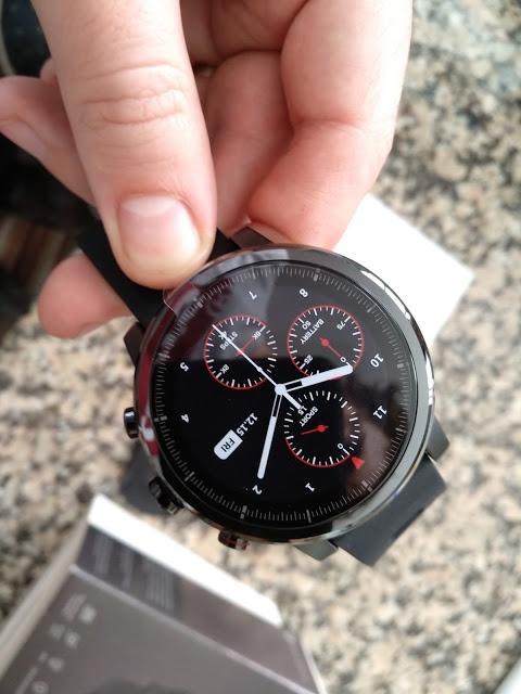 Xiaomi Amazfit Stratos 2 GPS Smartwatch