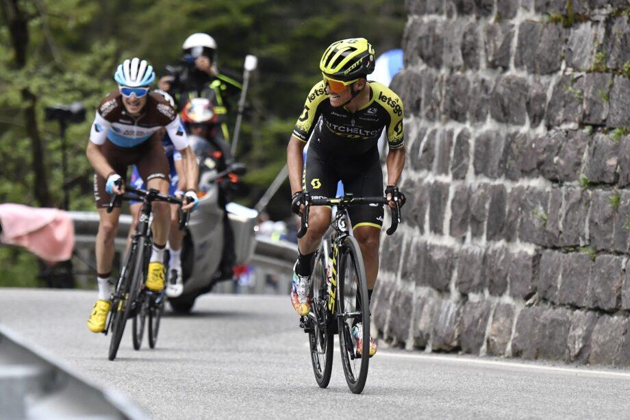 Amaro Antunes Giro d'Italia