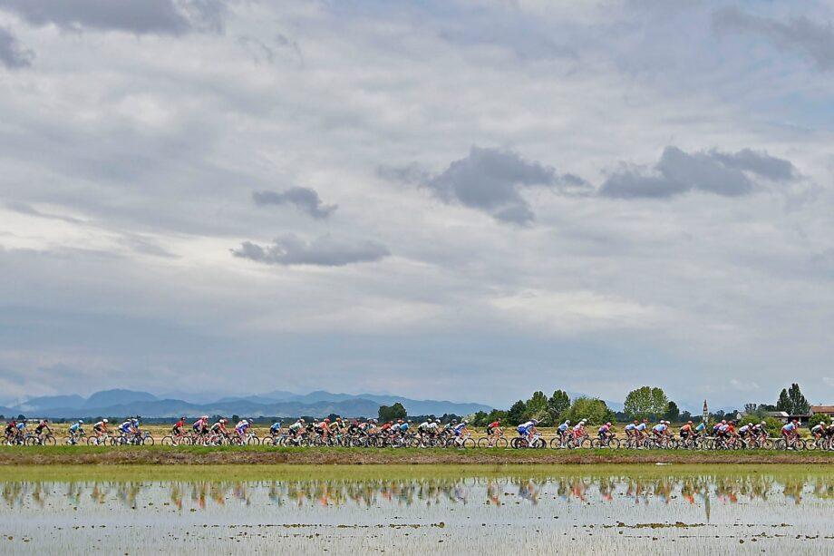 Dario Cataldo vence 16.ª etapa do Giro d'Italia