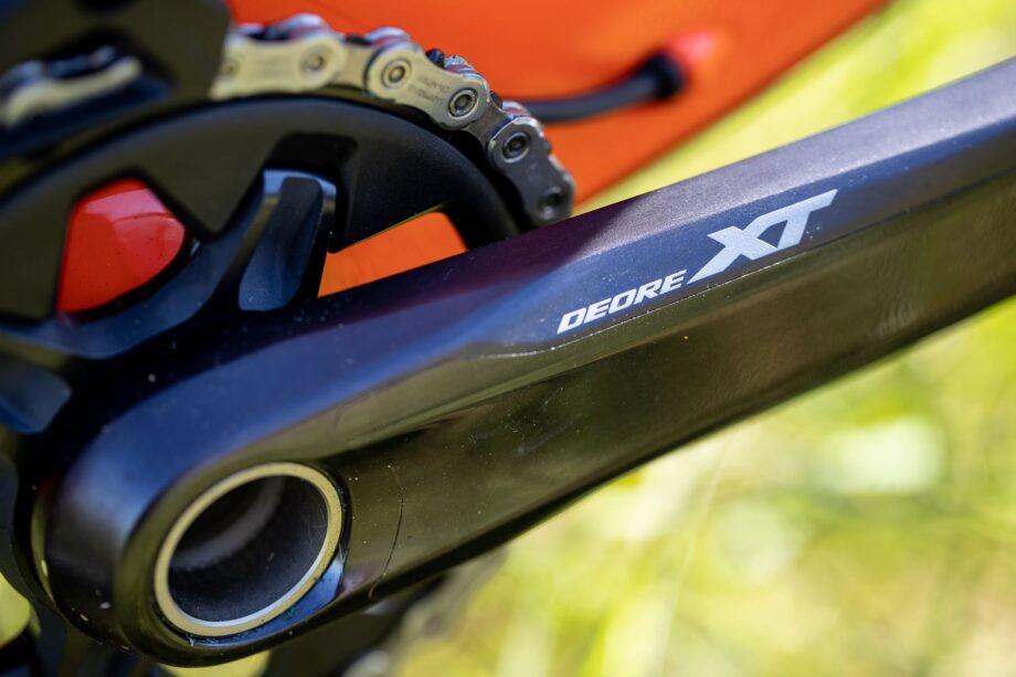 Grupo Shimano DEORE XT M8100 - Durabilidade e Performance com 12 velocidades