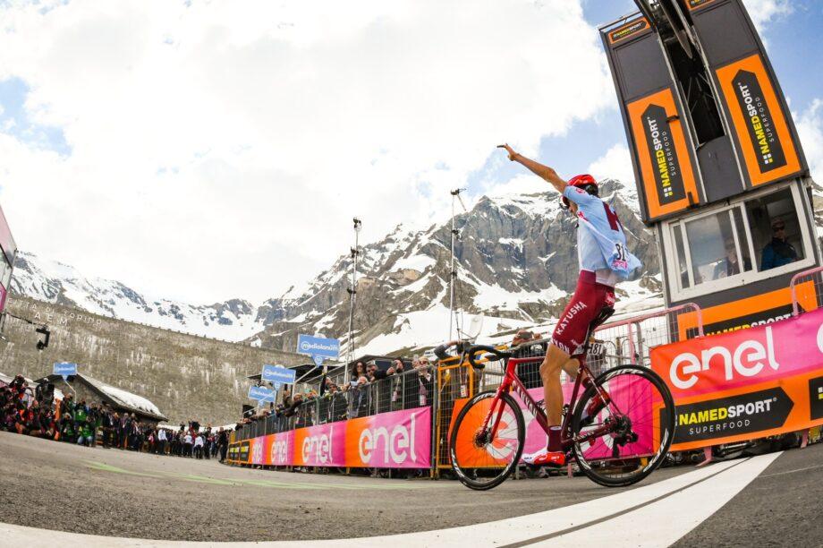 13.ª etapa do Giro d'Italia