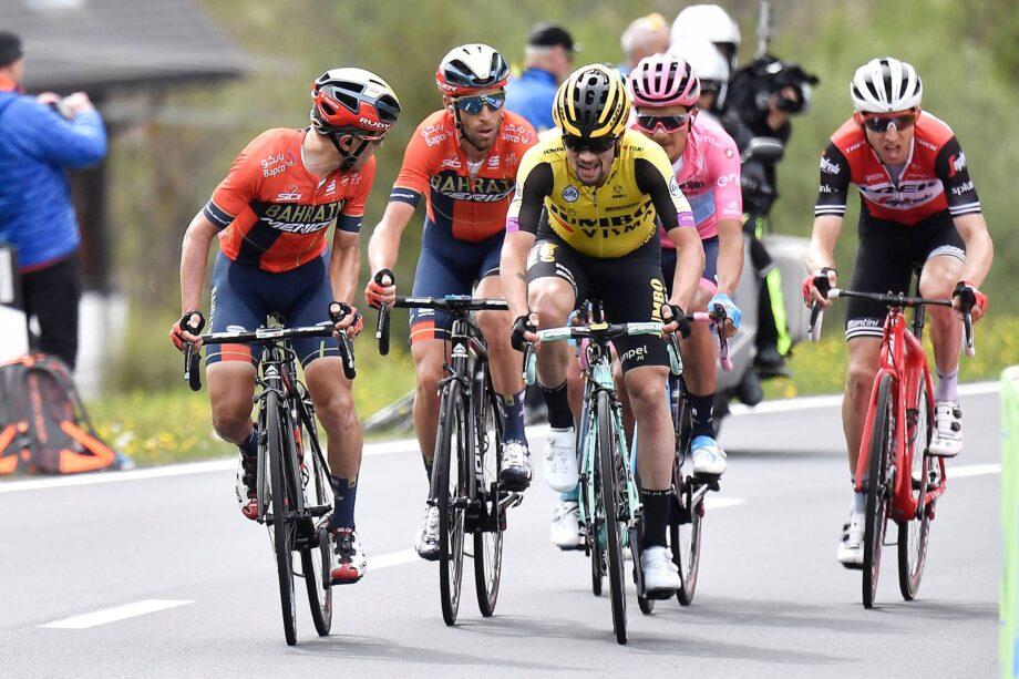 Nans Peters vence 17.ª etapa do Giro d'Italia