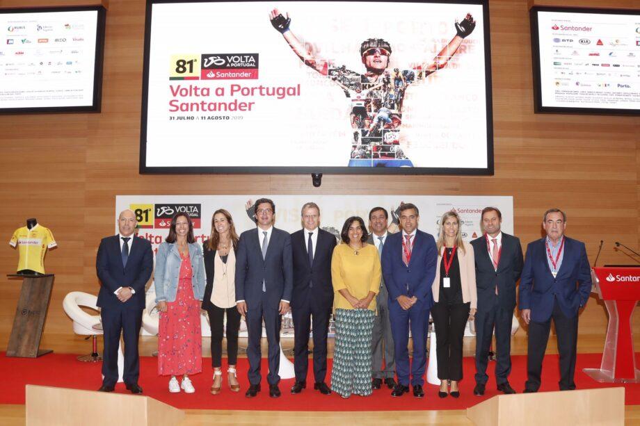 81ª Volta a Portugal Santander