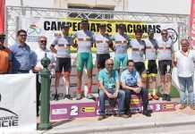 Campeonato Nacional de Estrada Domingo de festa para o ciclismo amador no Alandroal